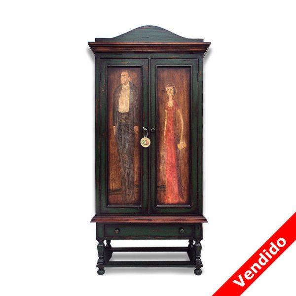 Cantina mueble de madera
